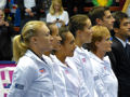 Elena Baltacha, Anne Keothavong, Heather Watson, Laura Robson, Judy Murray