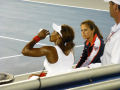 Serena Williams, Mary Joe Fernandez