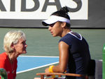 Judy Murray, Heather Watson