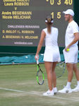 Laura Robson, Dominic Inglot